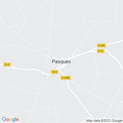 bed and breakfast Pasques
