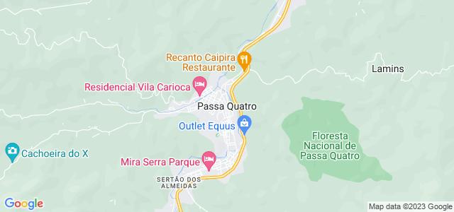 Passa Quatro, Minas Gerais