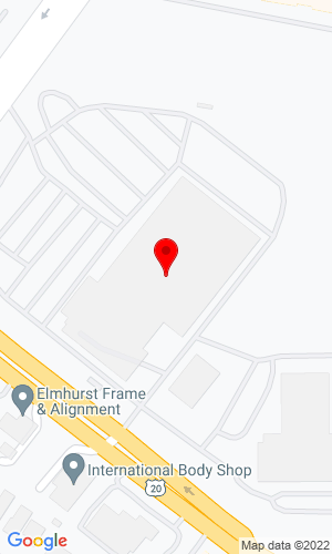 Google Map of Patten Cat 635 W Lake Street, Elmhurst, IL, 60126