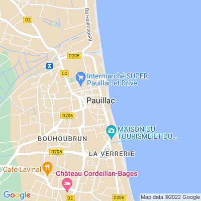 bed and breakfast Pauillac