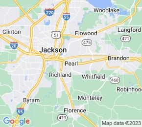 Job Map - Pearl, Mississippi  US