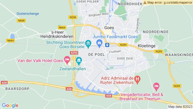 AutoVermeulen op Google Maps