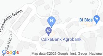 OKILA ZURGINDEGIA mapa