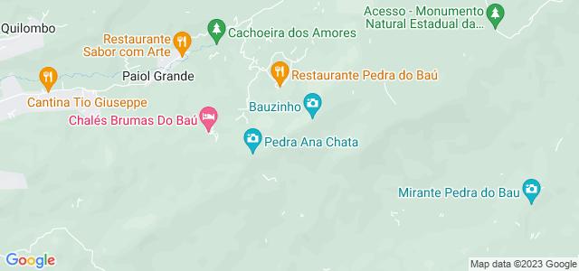 Pedra Ana Chata, Complexo Pedra do Baú - SP