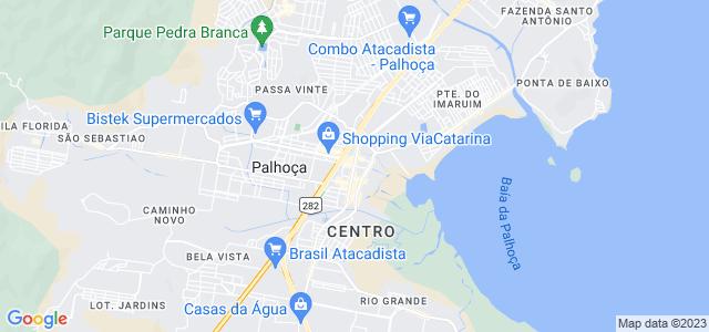 Pedra Branca, Parque Estadual da Serra do Tabuleiro, Palhoça, Santa Catarina