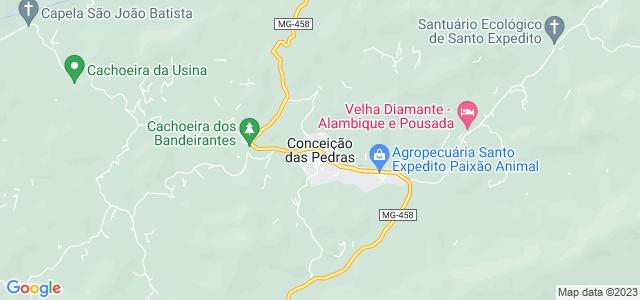Pedra Branca, Serra da Mantiqueira, Conceição das Pedras - MG