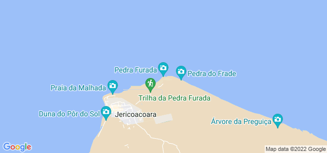 Pedra Furada, Parque Nacional de Jericoacoara, Ceará