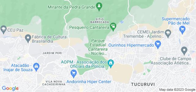 Pedra Grande, Horto Florestal, São Paulo, SP