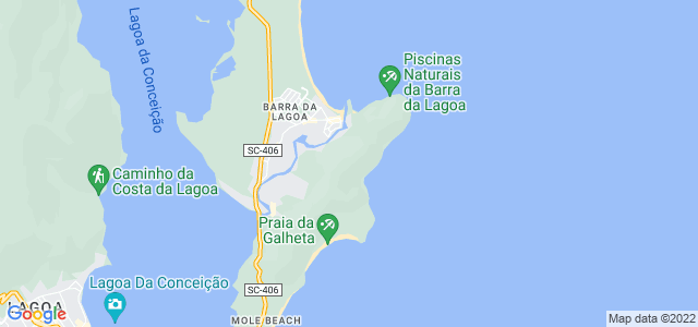 Pedra da Boa Vista, Parque Municipal da Galheta, Florianópolis - SC