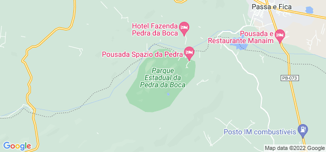 Pedra da Boca, Parque Estadual da Pedra da Boca, Araruna, Paraíba