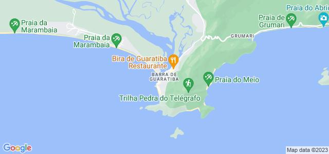 Pedra da Tartaruga, Barra de Guaratiba, Rio de Janeiro