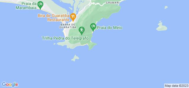 Pedra da Tartaruga, Parque Estadual da Pedra Branca, Guaratiba, Rio de Janeiro - RJ