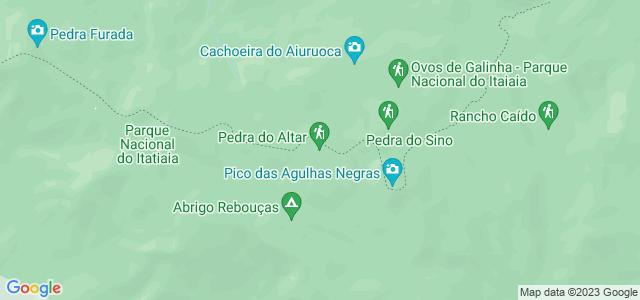 Pedra do Altar, Parque Nacional de Itatiaia - RJ