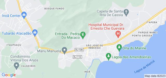 Pedra do Macaco, Pindobas, Maricá - RJ