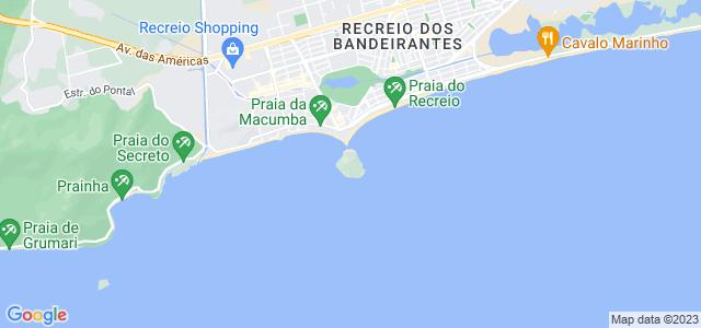Pedra do Pontal, Recreio dos Bandeirantes - RJ