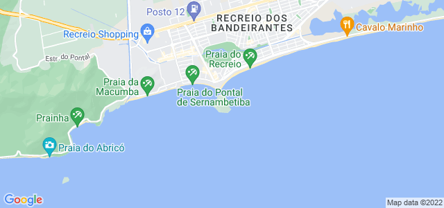 Pedra do Pontal, Rio de Janeiro