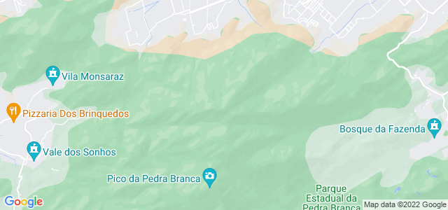 Pedra do Ponto, Parque Estadual da Pedra Branca, Rio de Janeiro - RJ