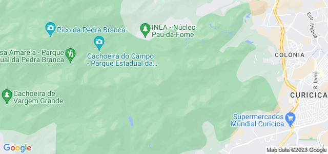 Pedra do Quilombo, Parque estadual da Pedra Branca, Rio de Janeiro - RJ