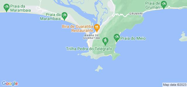 Pedra do Telégrafo, Barra de Guaratiba, Rio de Janeiro - RJ