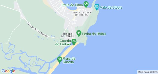 Pedra do Urubu, Guarda do Embaú, Parque Estadual Serra do Tabuleiro, Palhoça - SC