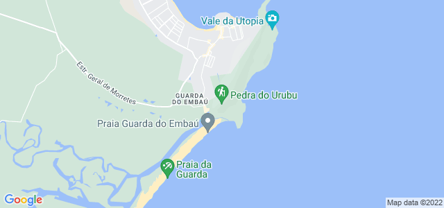 Pedra do Urubu, Guarda do Embaú - SC