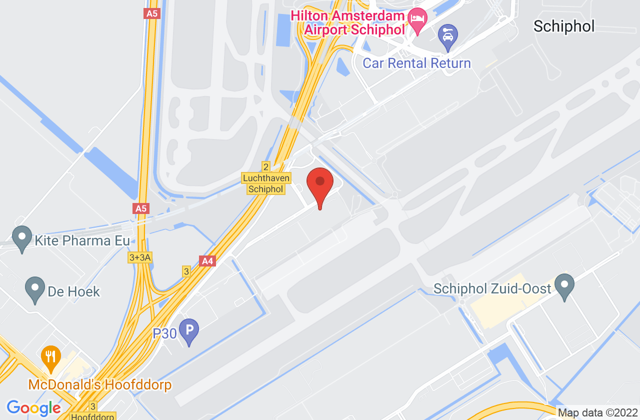 Saudi Arabian Airlines on Google Maps