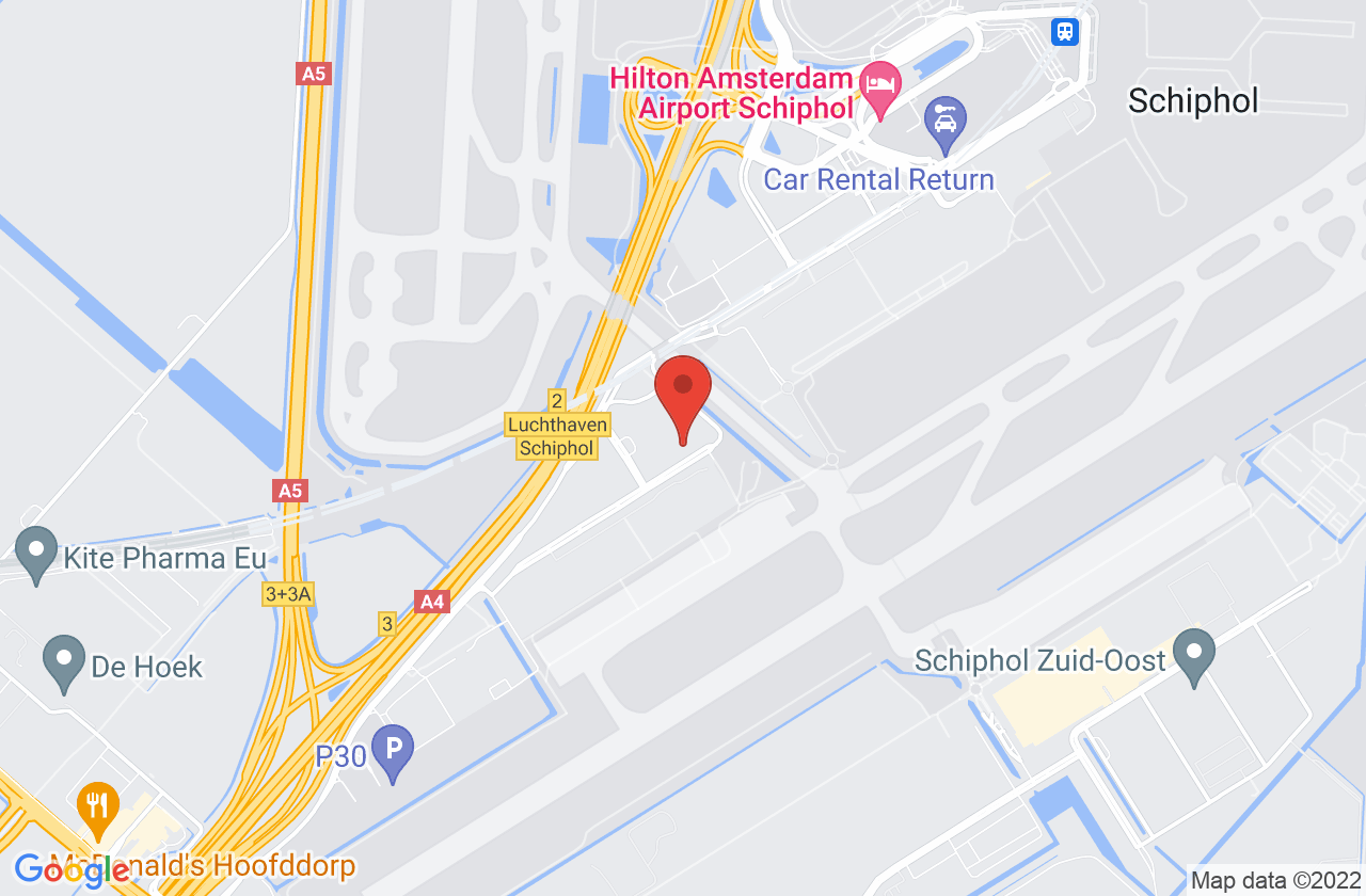 European Cargo Services B.V. on Google Maps