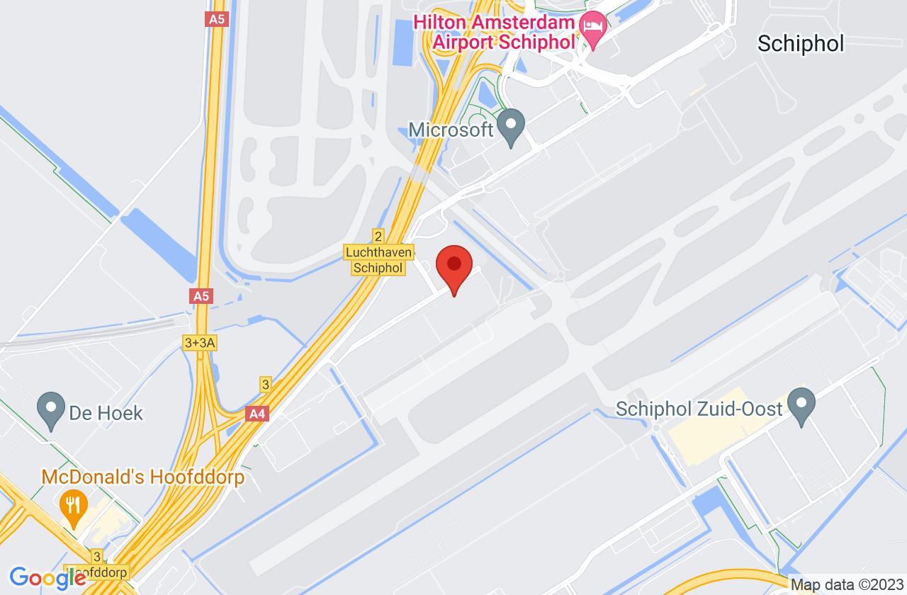 Nigeria Airways on Google Maps