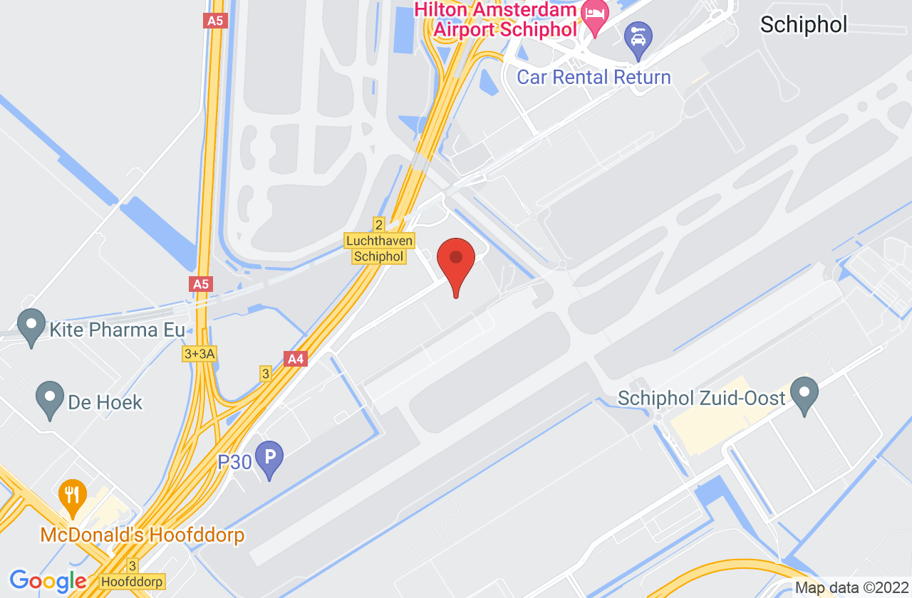 Nippon Cargo Airlines on Google Maps
