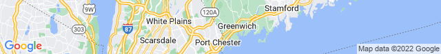 Map of CT