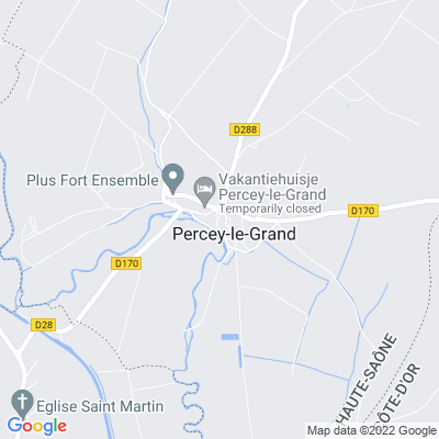 bed and breakfast Percey-le-Grand