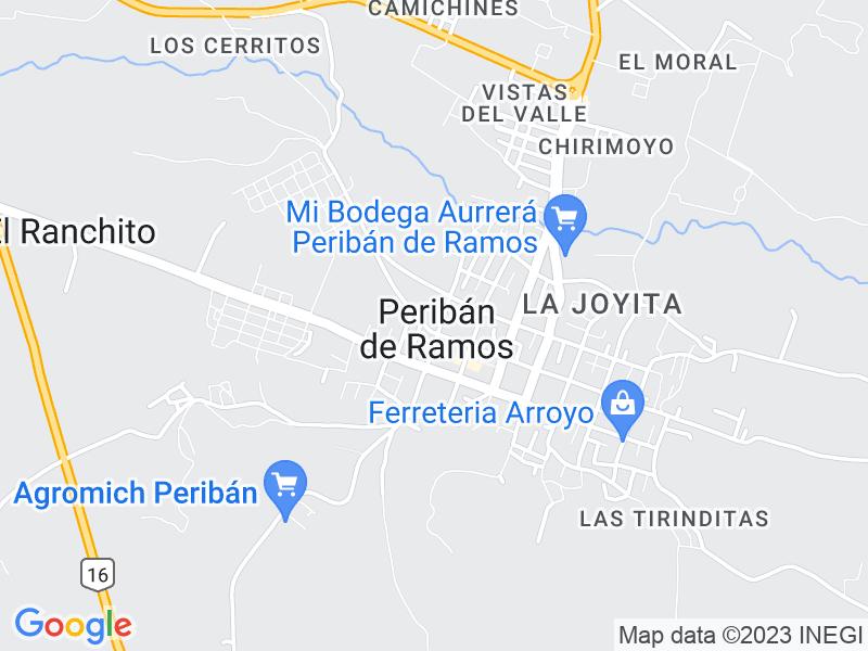 Peribán de Ramos, Michoacan