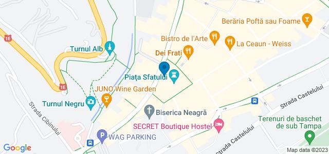 Piața Sfatului 30, Brașov, Romania