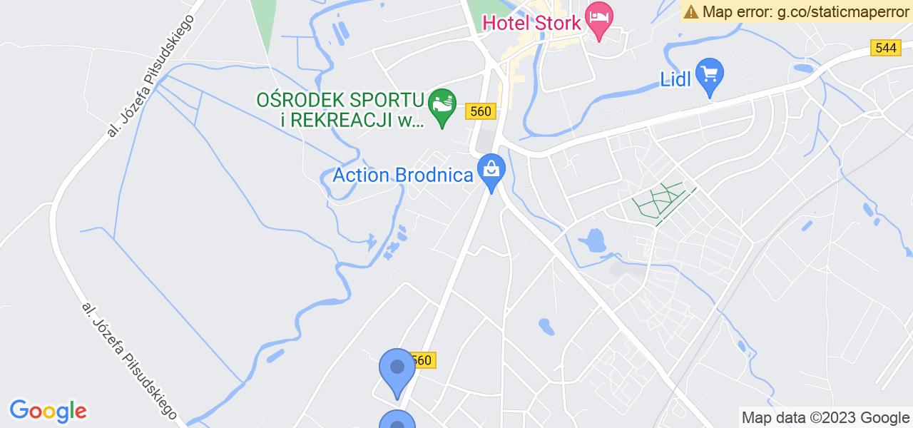 Osiedle Piaski w Brodnicy – w tych punktach ekspresowo wyślesz turbinę do autoryzowanego serwisu