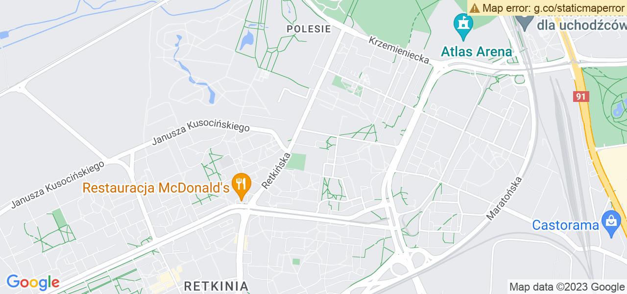 Osiedle Piaski w Pabianicach – w tych punktach ekspresowo wyślesz turbinę do autoryzowanego serwisu