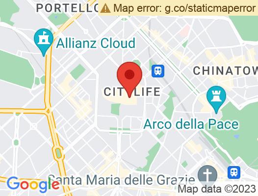 Google Map of Piazza Tre Torri, 3 20145 Milan