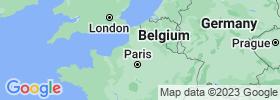 Picardie map