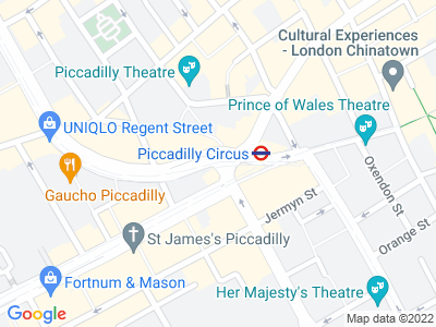 Personal Injury Solicitors in Piccadilly Circus