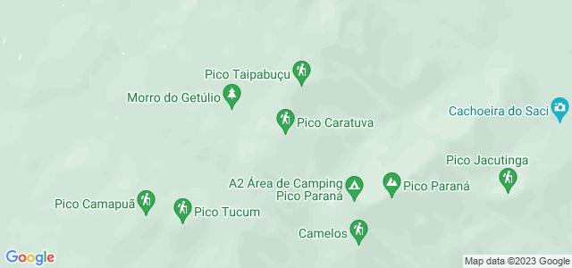 Pico Caratuva, Campina Grande do Sul - Paraná