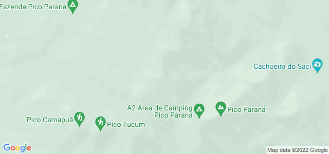 Pico Caratuva, Serra do Ibitiraquire, Paraná