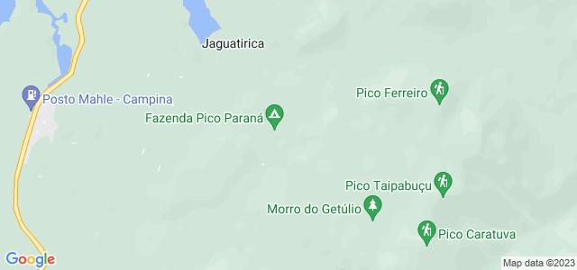 Pico Paraná, Ibitiraquire, Campina Grande do Sul, Paraná