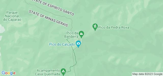 Pico da Bandeira, Parque Nacional do Caparaó, divisa de Minas Gerais com Espírito Santo