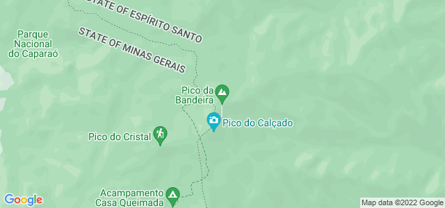 Pico da Bandeira, divisa de Minas com Espírito Santo
