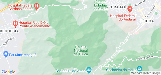 Pico da Tijuca, Parque Nacional da Tijuca,  Rio de Janeiro - RJ