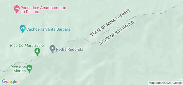 Pico do Itaguaré, Serra da Mantiqueira, Na divisa dos estados de São Paulo e Minas Gerais