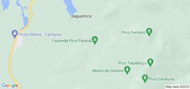Pico do Itapiroca, Fazenda Pico do Paraná, Campina Grande do Sul, Paraná