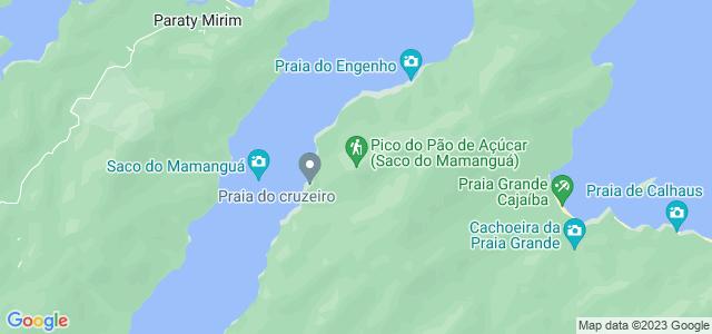 Pico do Pão de Açúcar, Saco do Mamanguá, Paraty, Rio de Janeiro