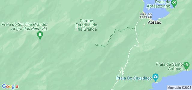 Pico do Papagaio, Ilha Grande - RJ