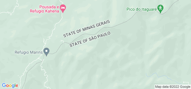 Pico dos Marins, Piquete - SP