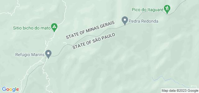 Pico dos Marins, Serra da Mantiqueira, São Paulo